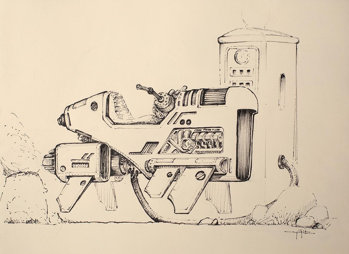 Yigit koroglu sketch 006s