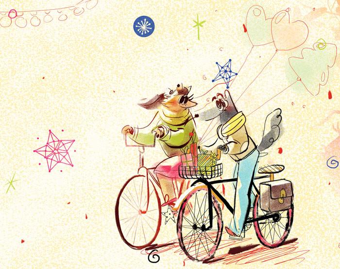 Anais marmonier anais marmonier paris illustration france concept art lyon character designer