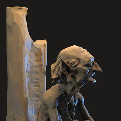 Dirk wachsmuth goblin render 01 4web