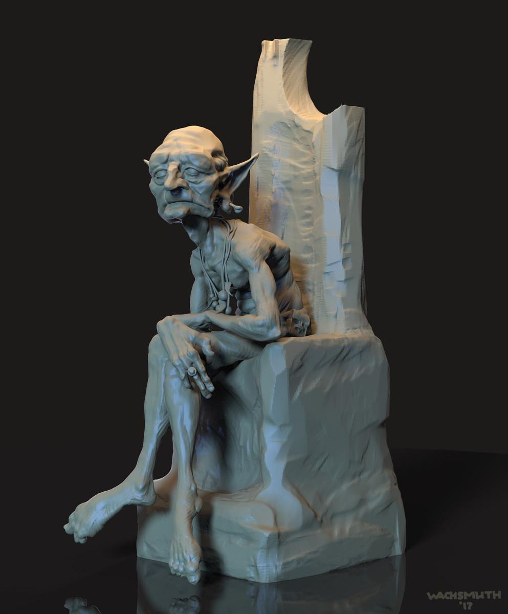 Dirk wachsmuth goblin render 03 4web