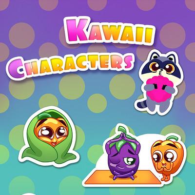 Enna lover kawaii characters enna clover