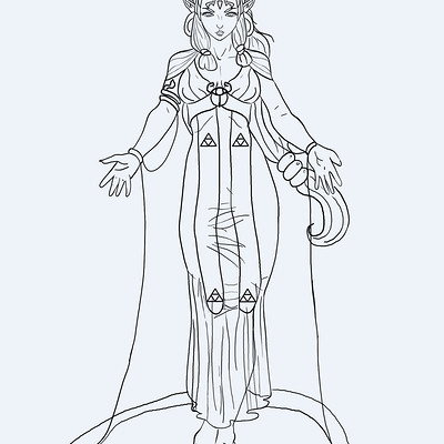 Caroline blineau zelda cleopatra01