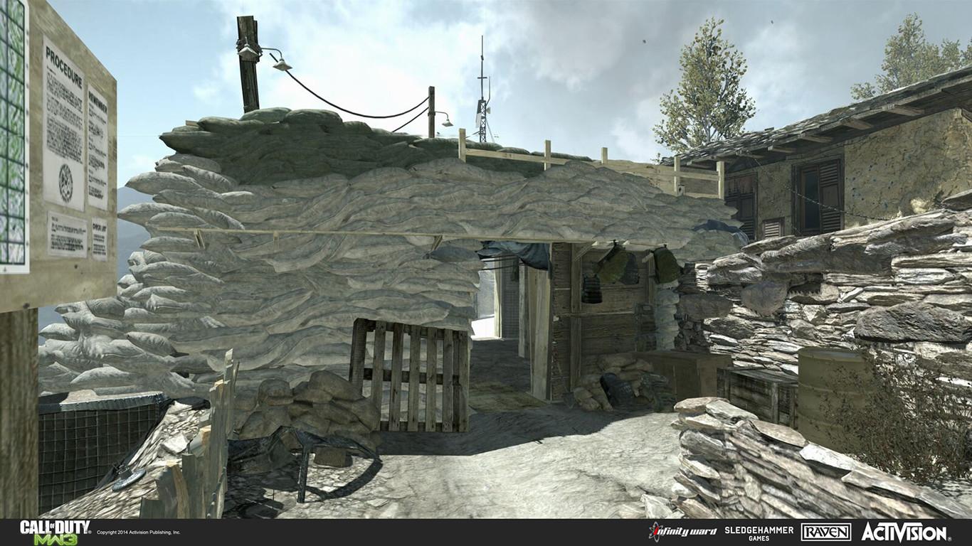 Sean Thurler - Call of Duty: Modern Warfare 3 Collection 2 DLC
