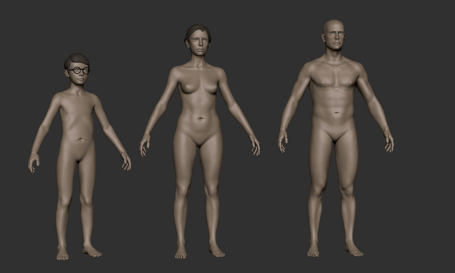 Arthur gatineau zbrush document