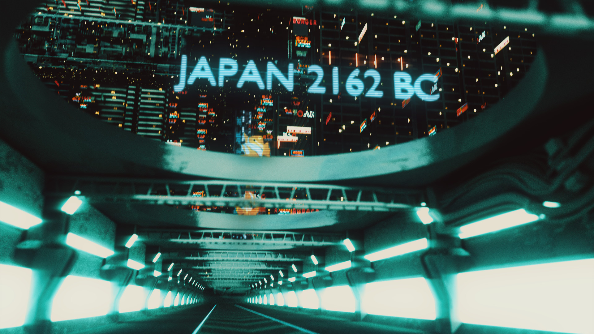 JAPAN 2162 (personal project EOL HORIZON)