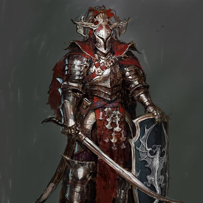 Ville valtteri kinnunen procreate knight