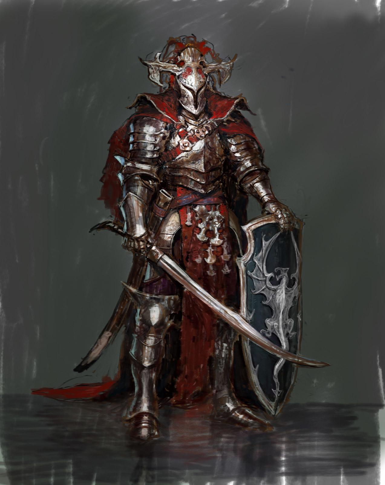 Ville valtteri kinnunen procreate knight