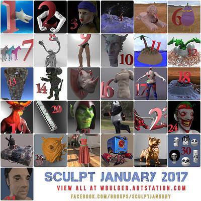 William bulger sculptjanuary2017