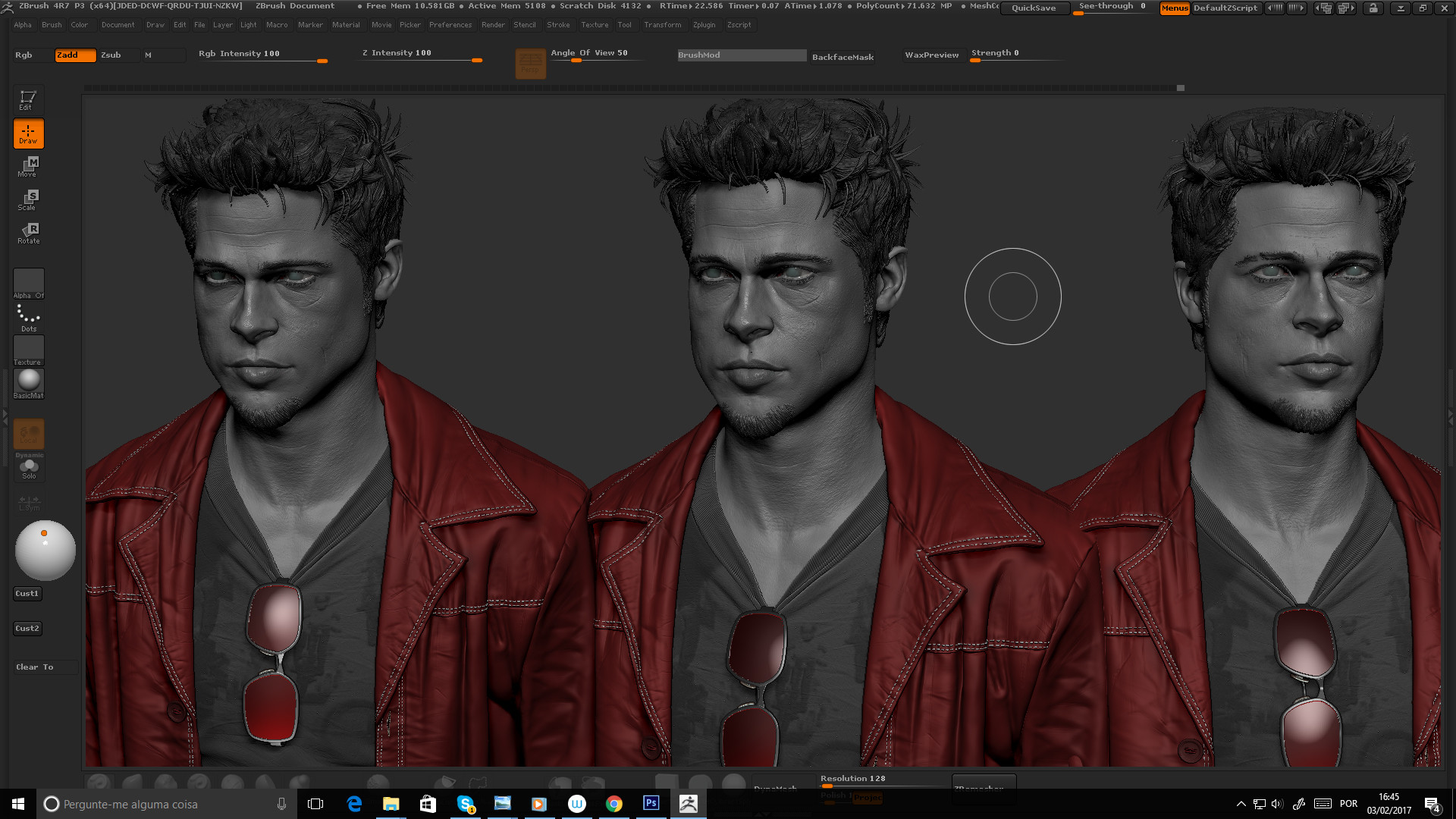 Danilo athayde zbrush views