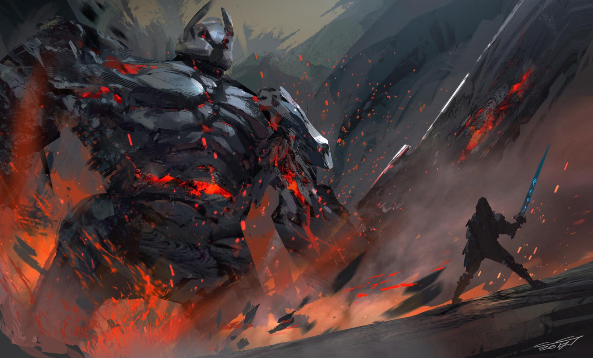 Chris goff obsidian giant
