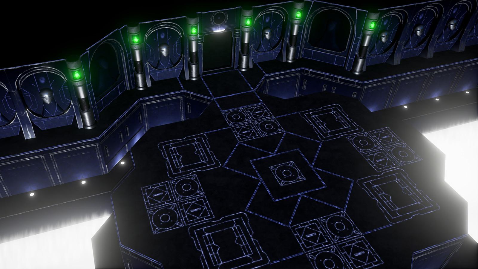 Interior in Unreal Engine