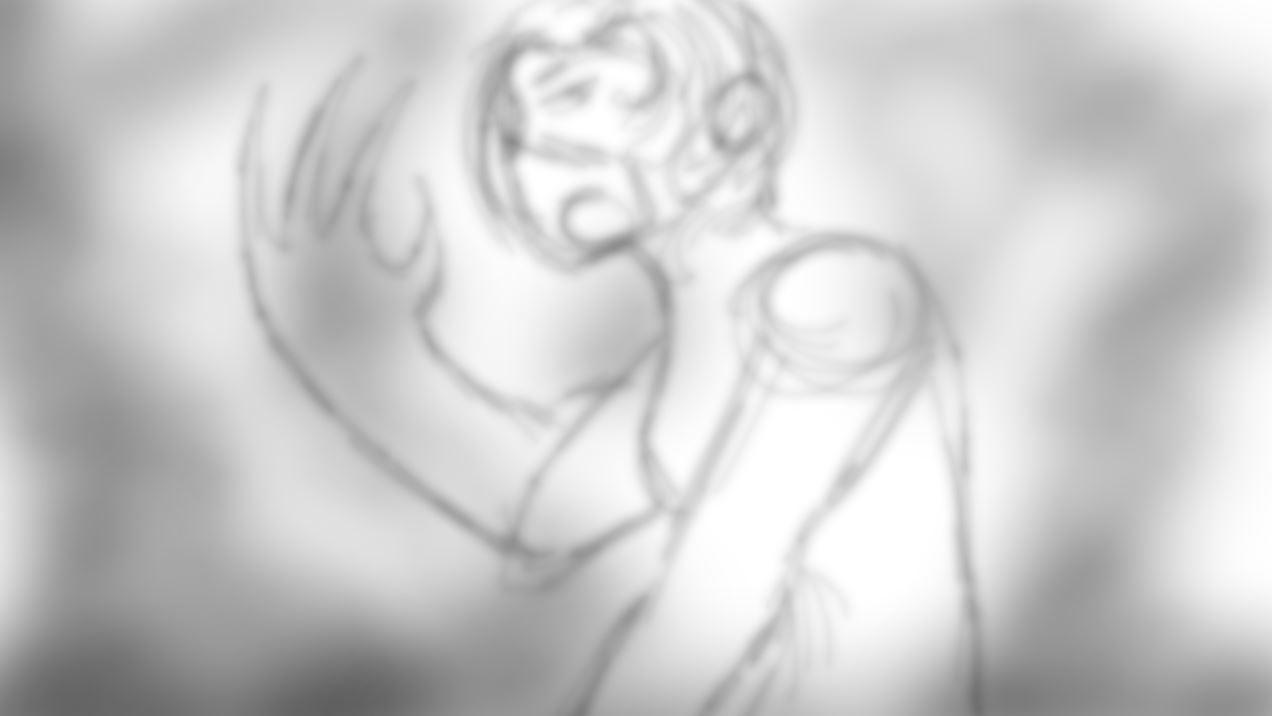Akai shoku alt human sketch