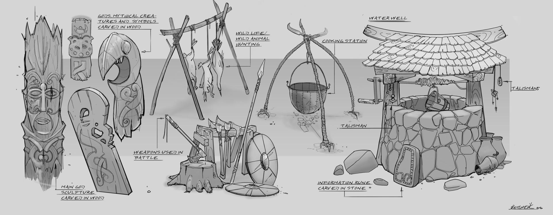 Henrik lundblx viking artifact