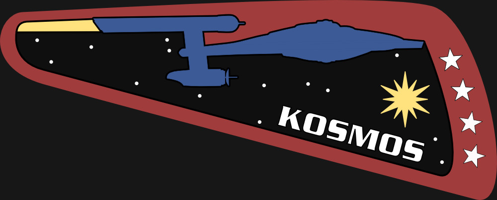 Assignment Patch for UESPA-NX-13 Kosmos