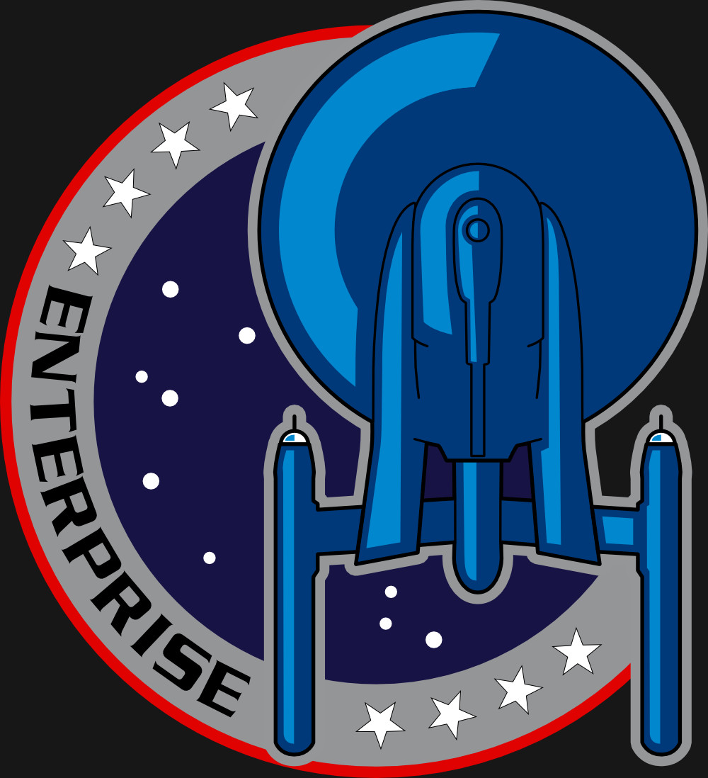 Assignment Patch for UESPA-NX-01 Enterprise (based on a design by Wendy Drapanas)