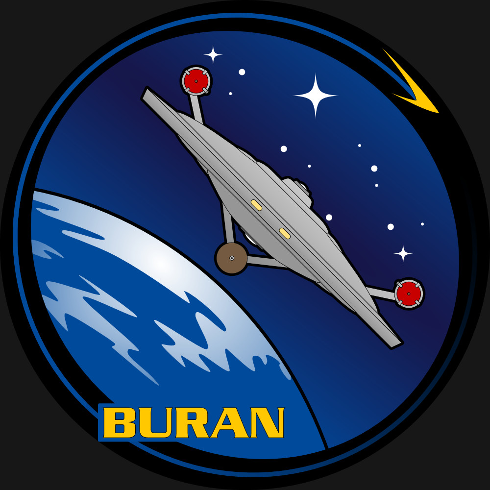 Tadeo d oria nx 08 buran assignment patch