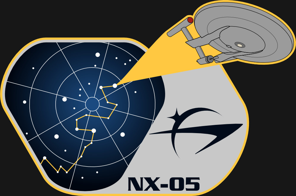 Assignment Patch for UESPA-NX-05 Atlantis
