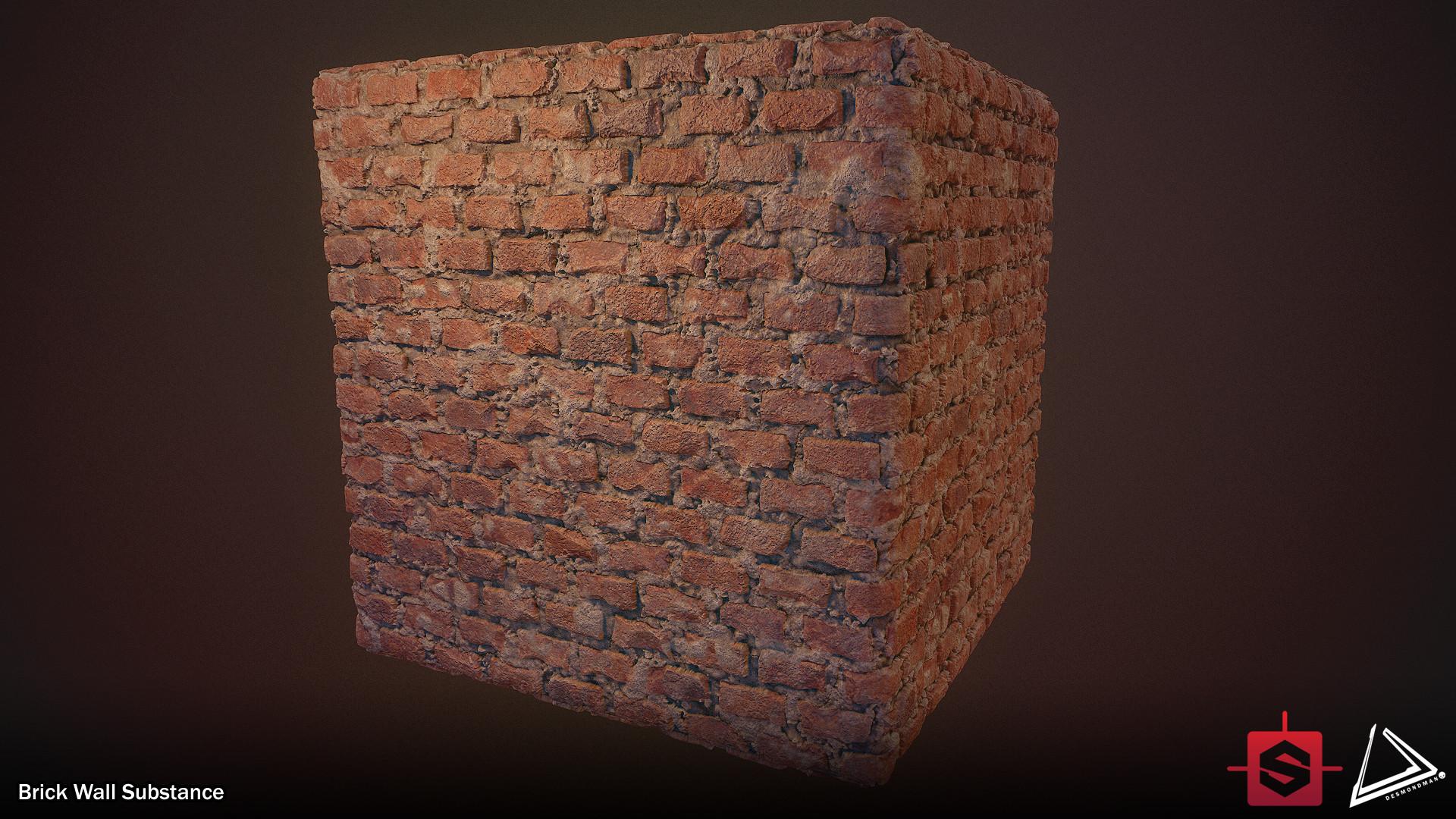 Desmond man sbwc brickwall01 showcase01