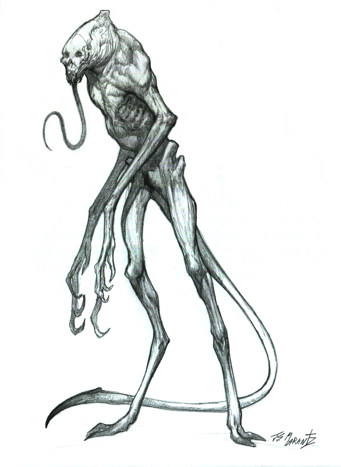 Creature Sketches and class demos