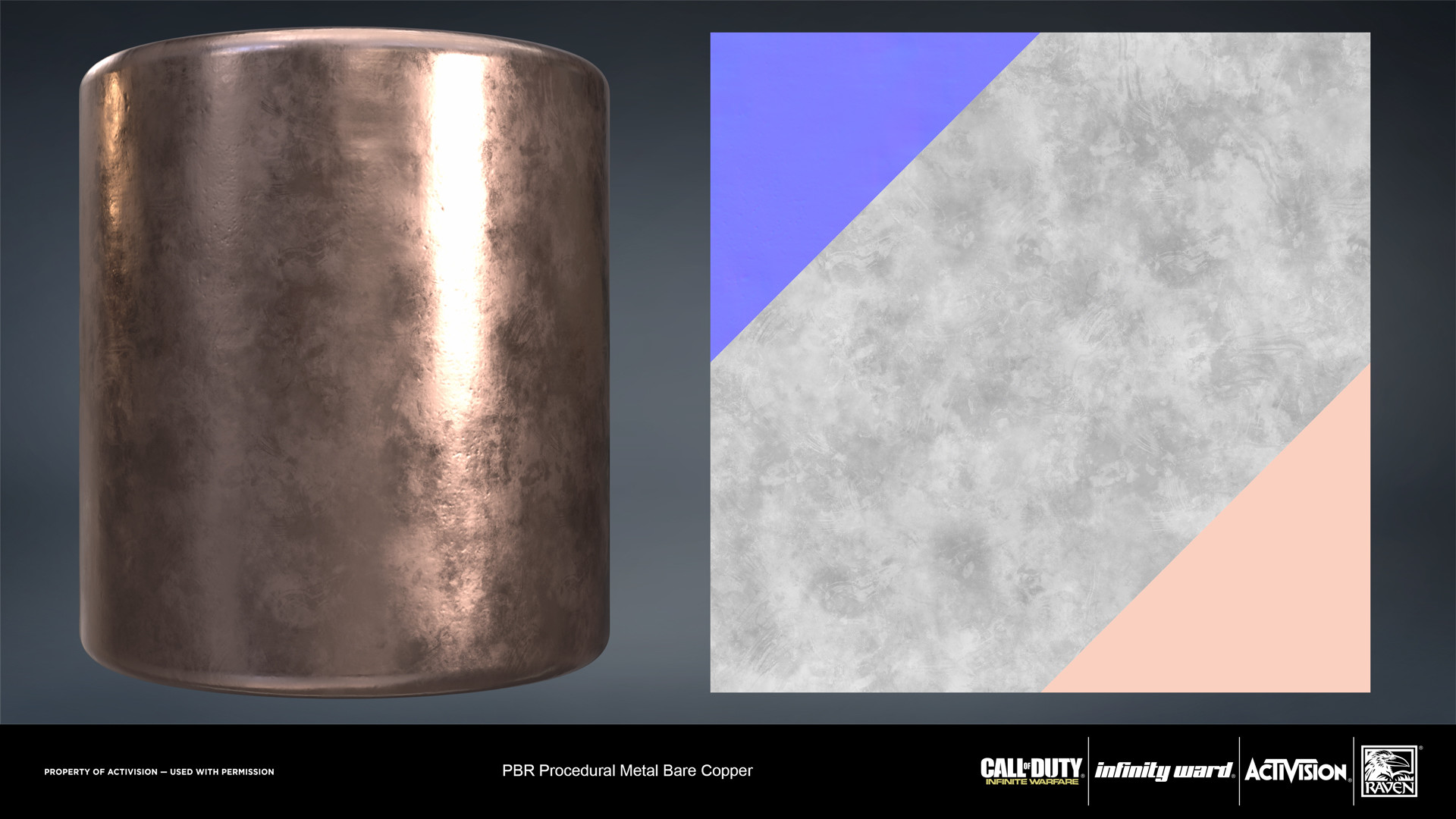 Joshua lynch metal bare copper 01 iw cylinder