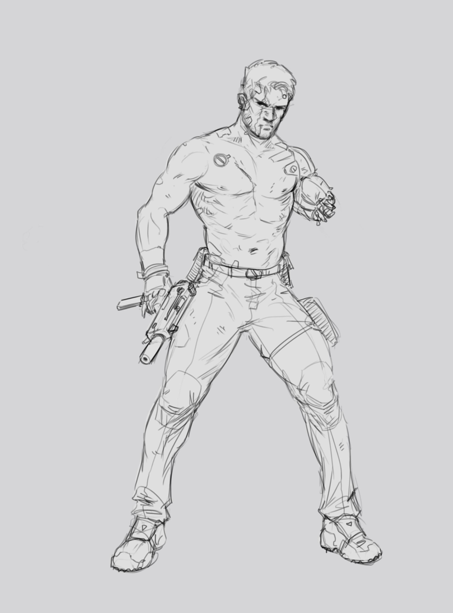 Salvador trakal sketch36b