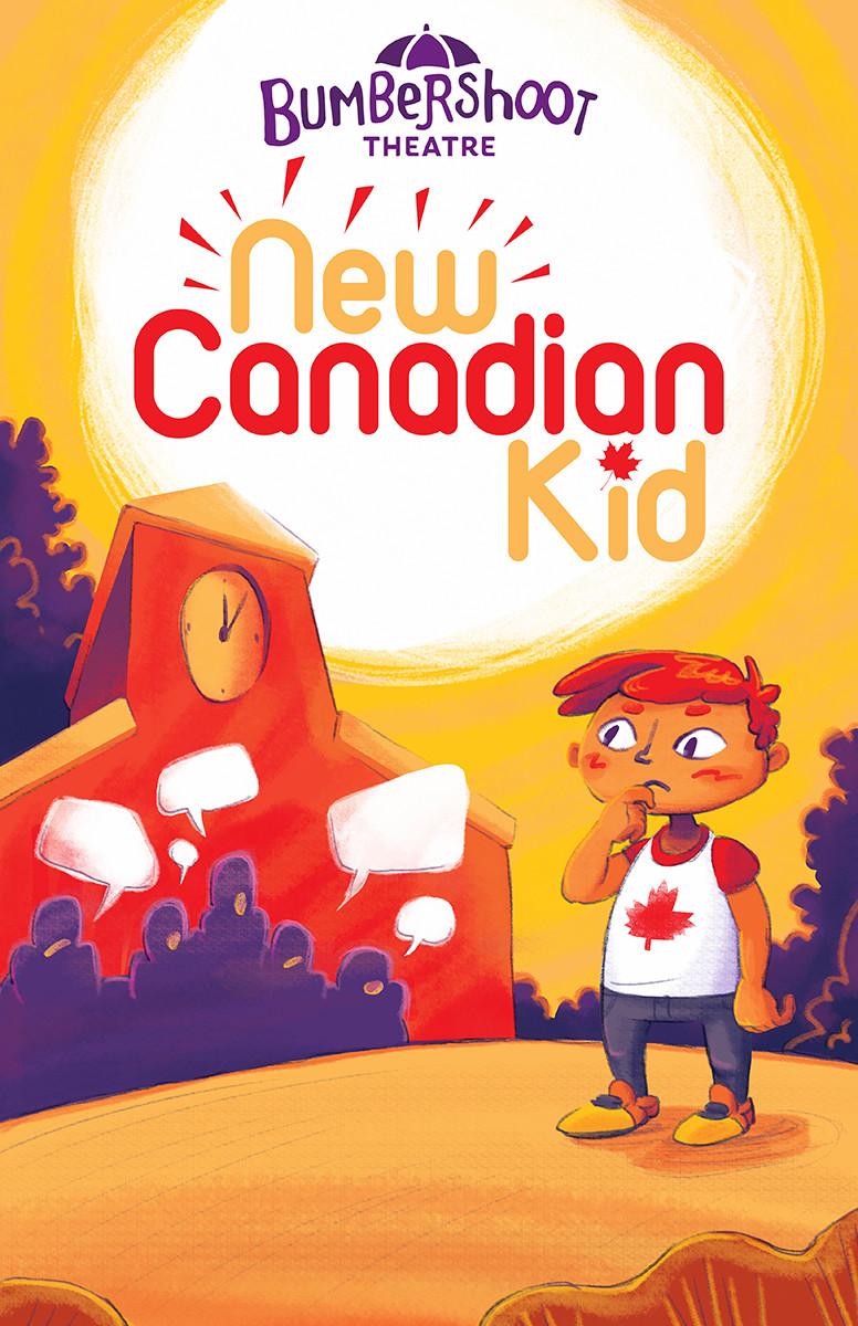 New Canadian Kid