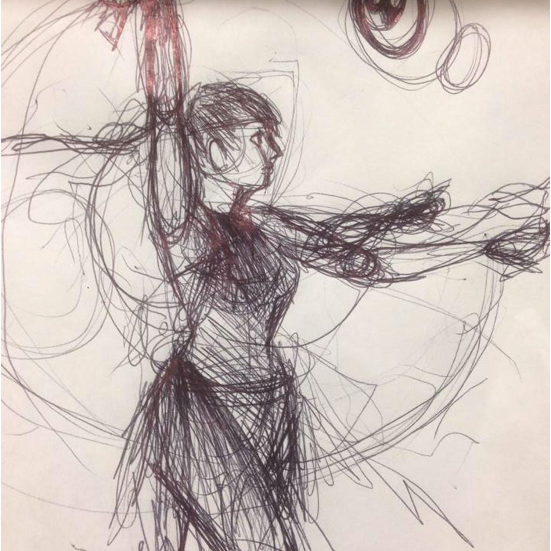 Hector mexia sketch