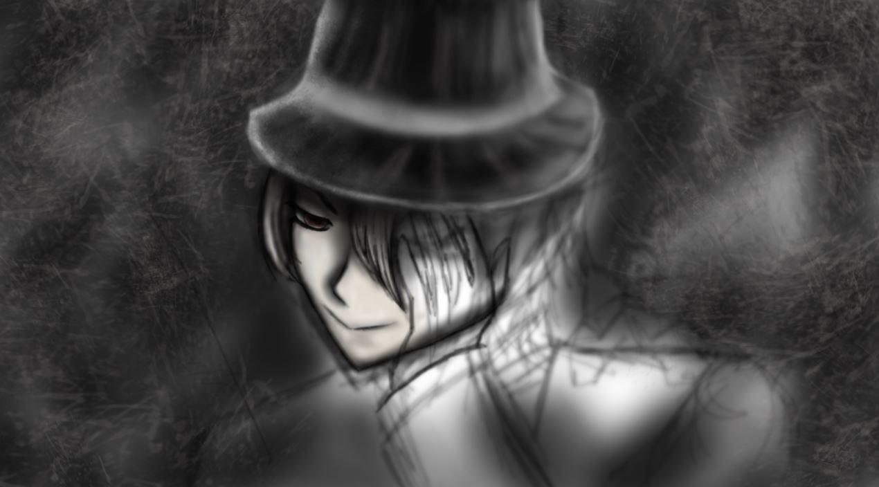 Akai shoku hat