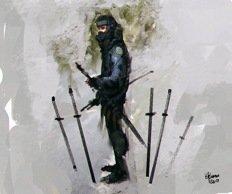 Benedick bana ninja punk lores