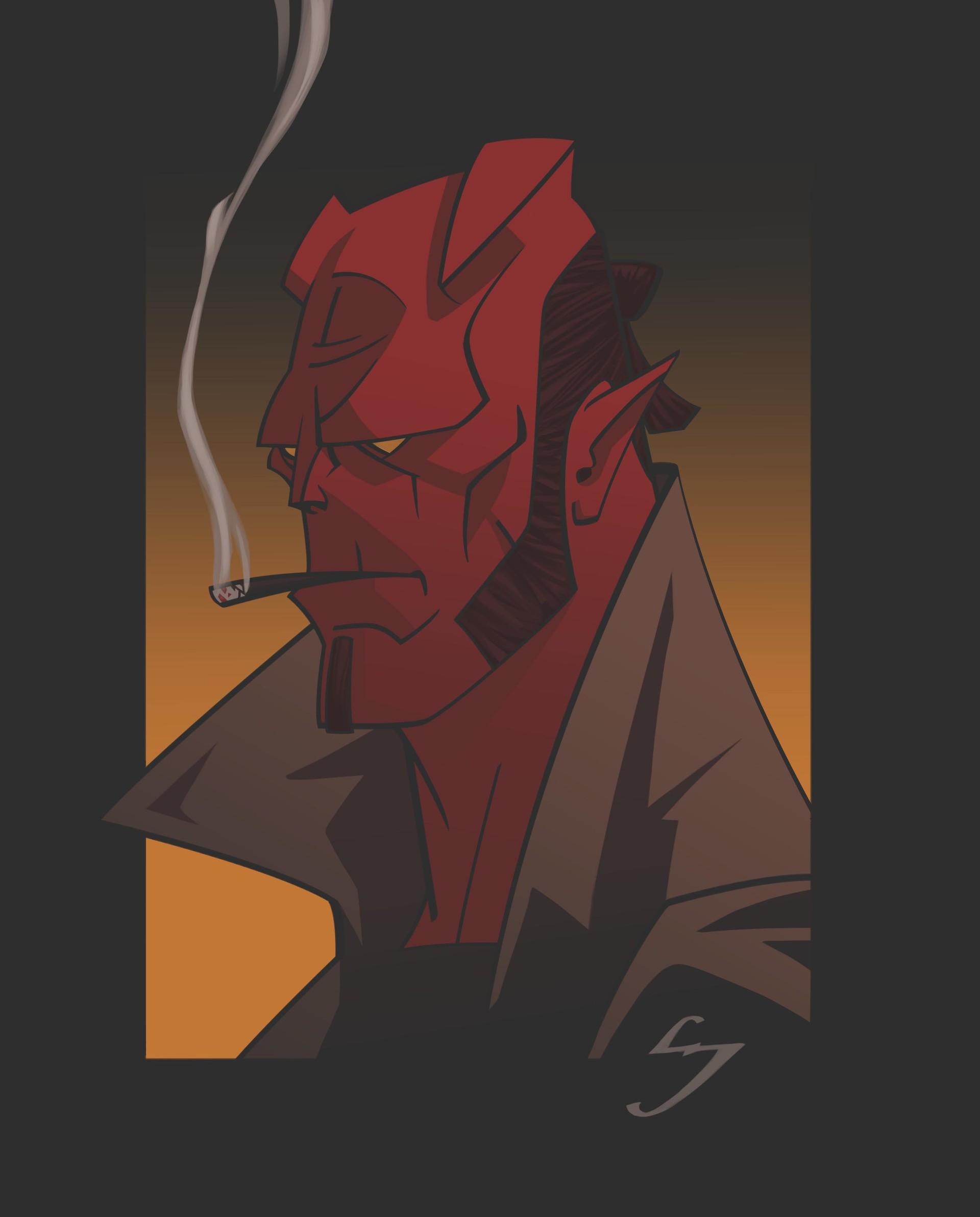 akzeptabler Preis heißer verkauf authentisch anders Gabor Sheresh - Hellboy