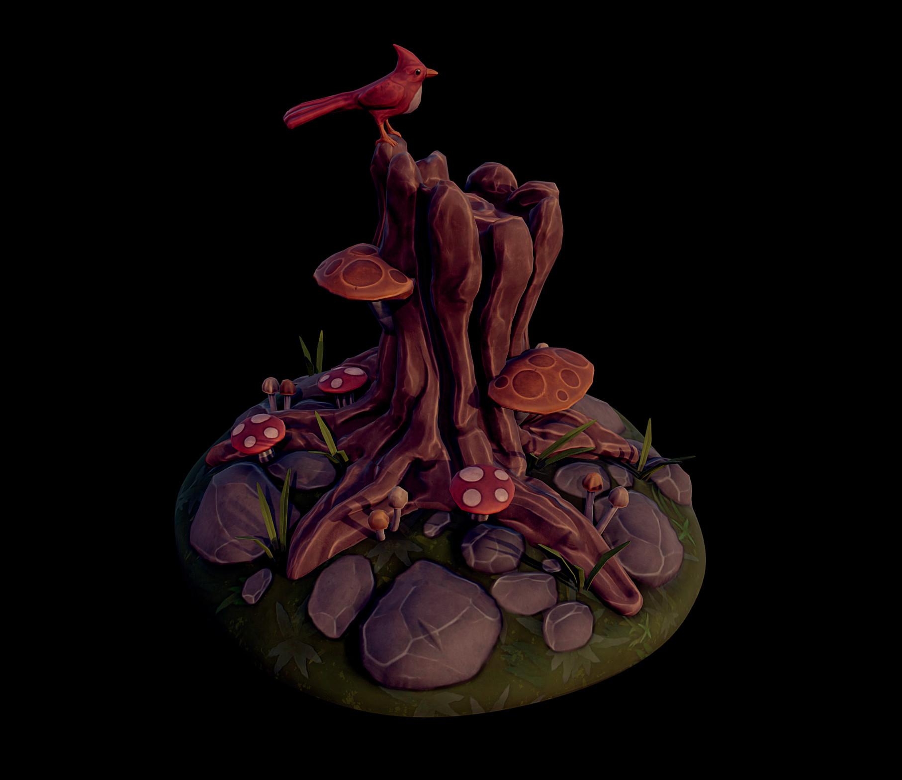 Robert max ramirez stump2
