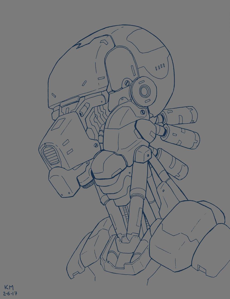 Kelsey martin robot 2617 lines