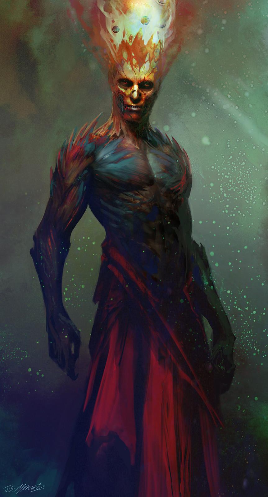 Dormammu Concept 6 for Dr. Strange