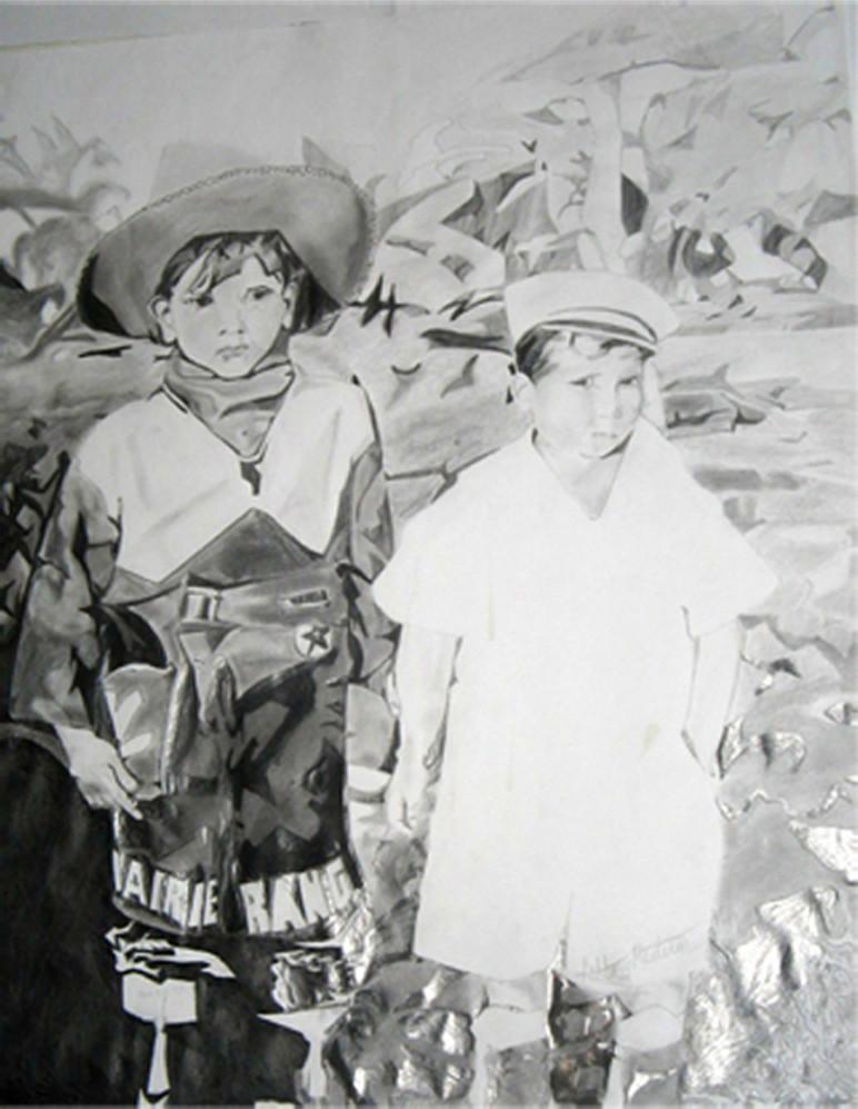 Antonio medina dx bililo drawing
