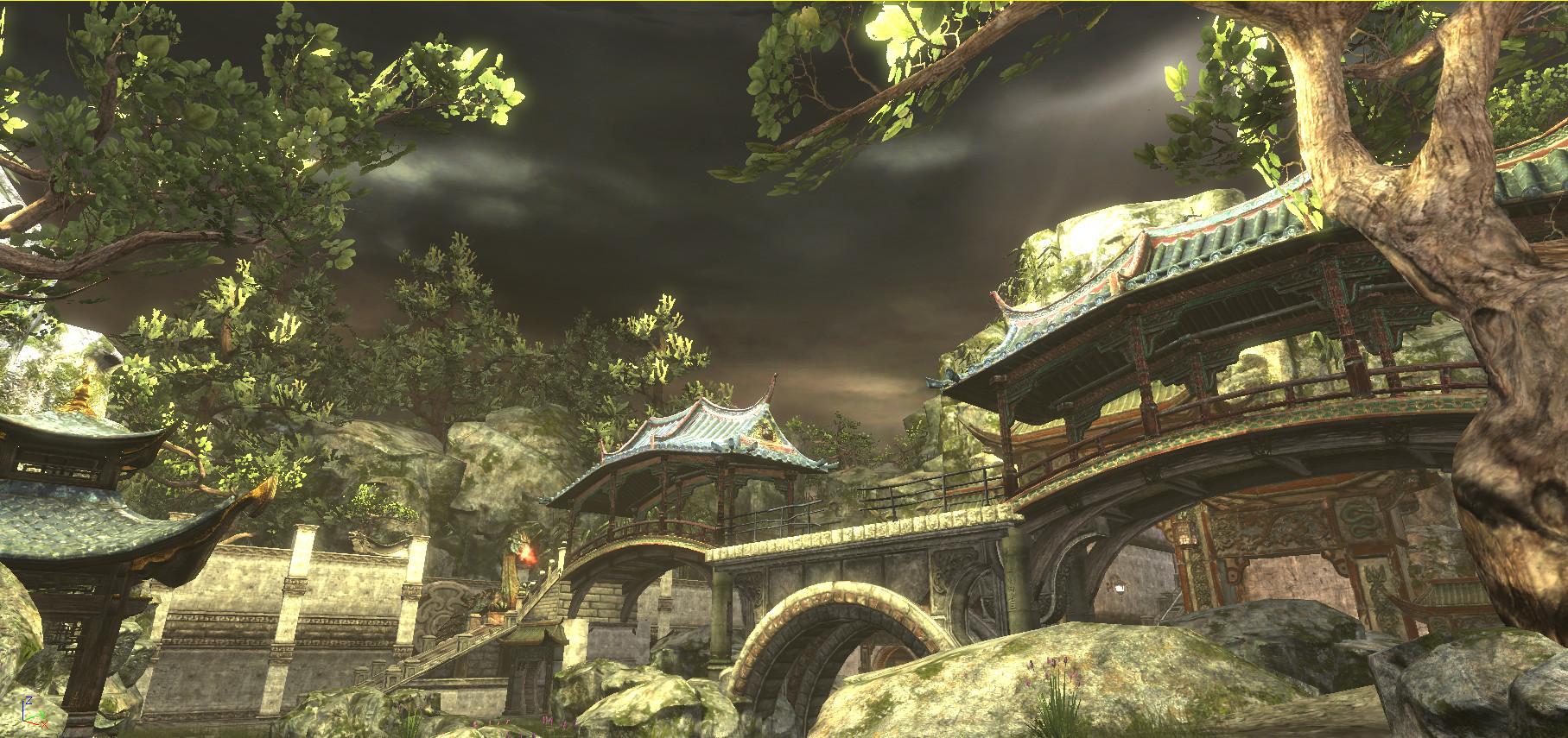 ArtStation - Unreal Engine Level Design / Environment Design