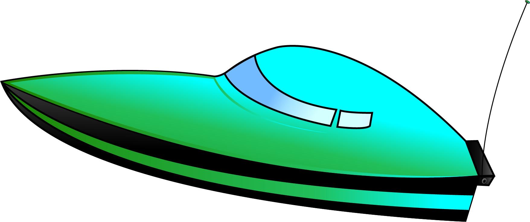 Antonio medina boat green