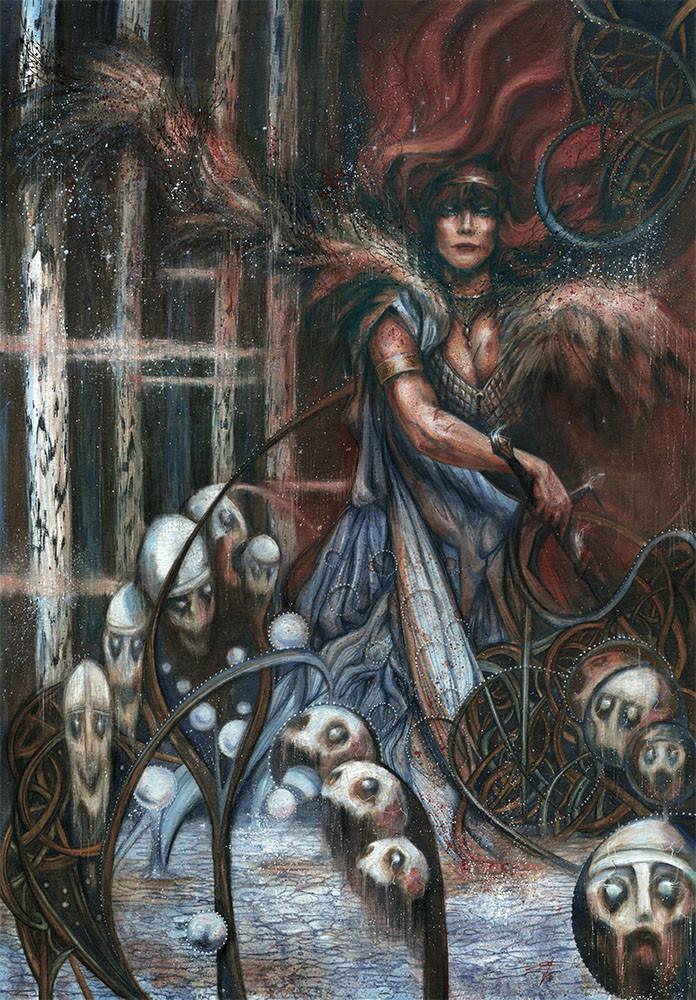 The Hirkanyan Maiden