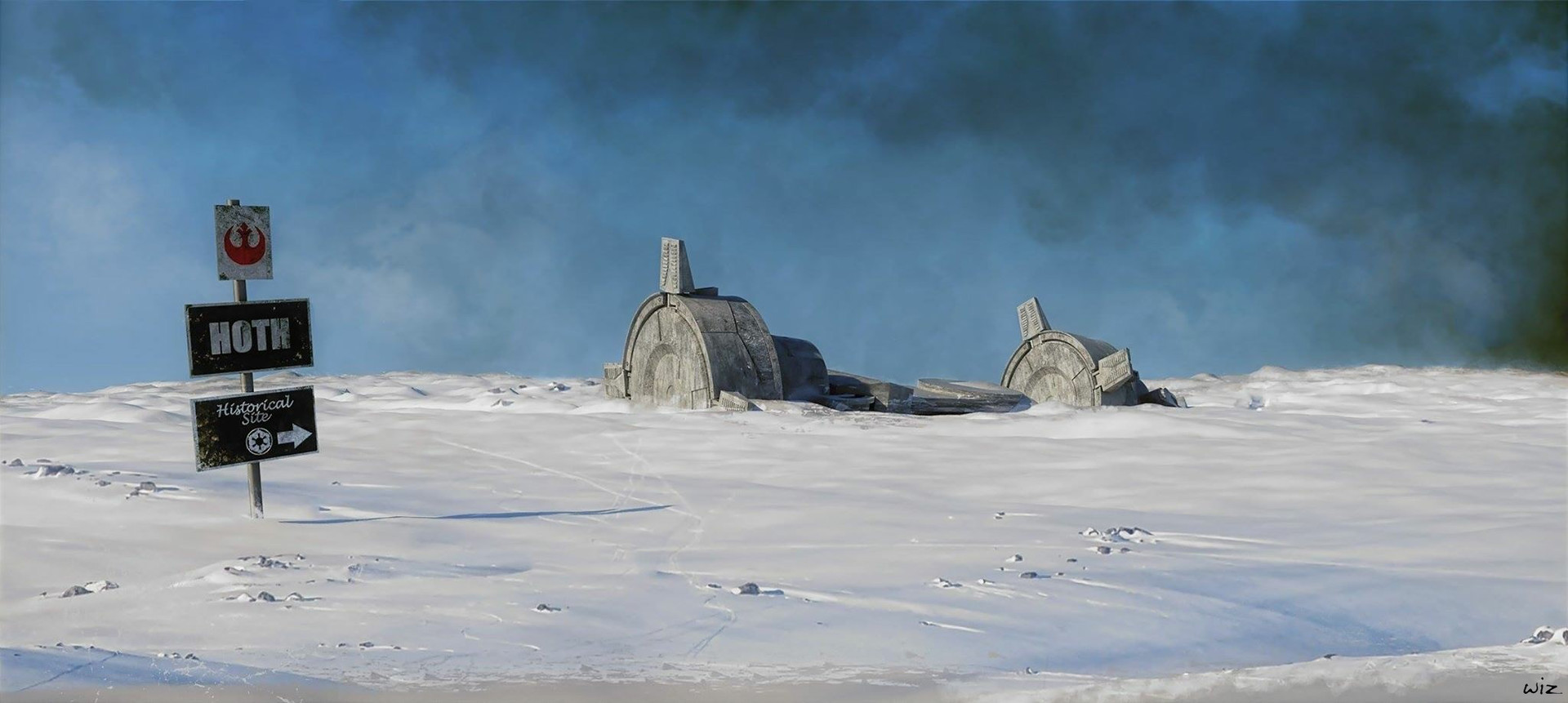 Hoth (aftermath).