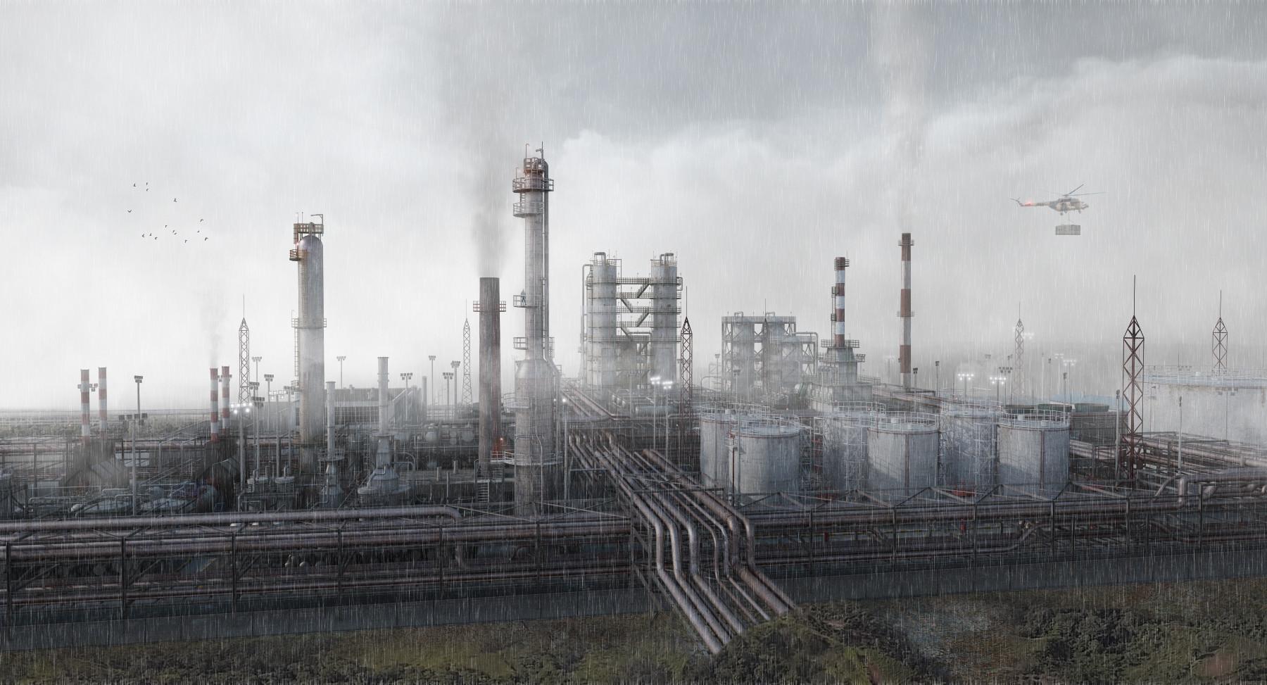 Elvin taghiyev final refinery