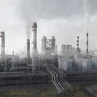 Elvin taghiyev final refinery
