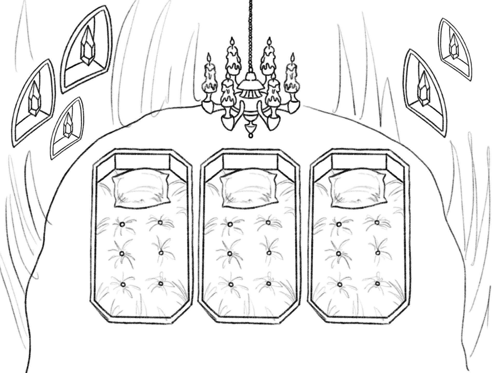 Brett stebbins vampire house sleeping chamber 01