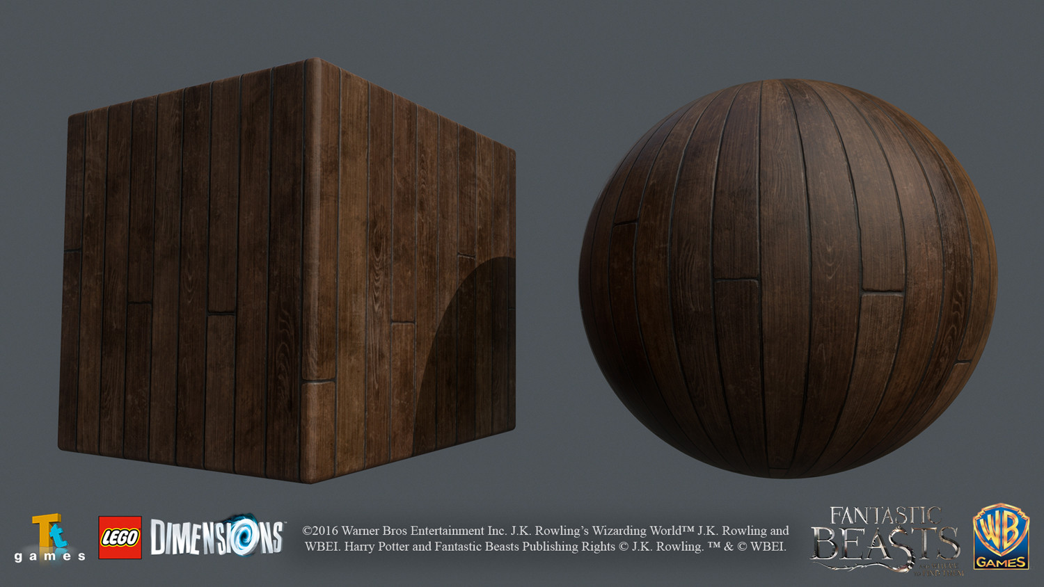 Wooden Floor , Zbrush and Substance Painter
