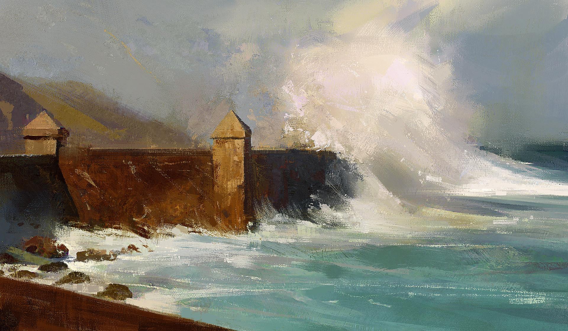 Grzegorz rutkowski coast 2 study