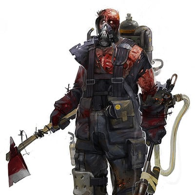 Tipa  graphic piro killer concept 01