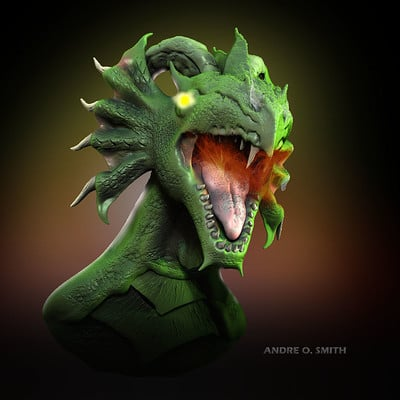 Andre smith dragon2 3
