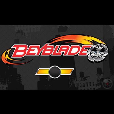 Elvis arevalo bayblade logo