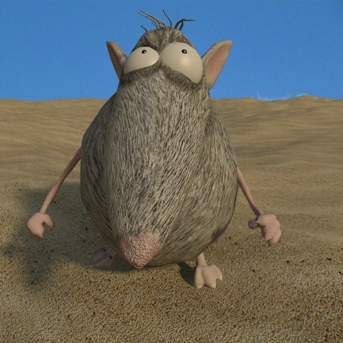Petar doychev mouse 2