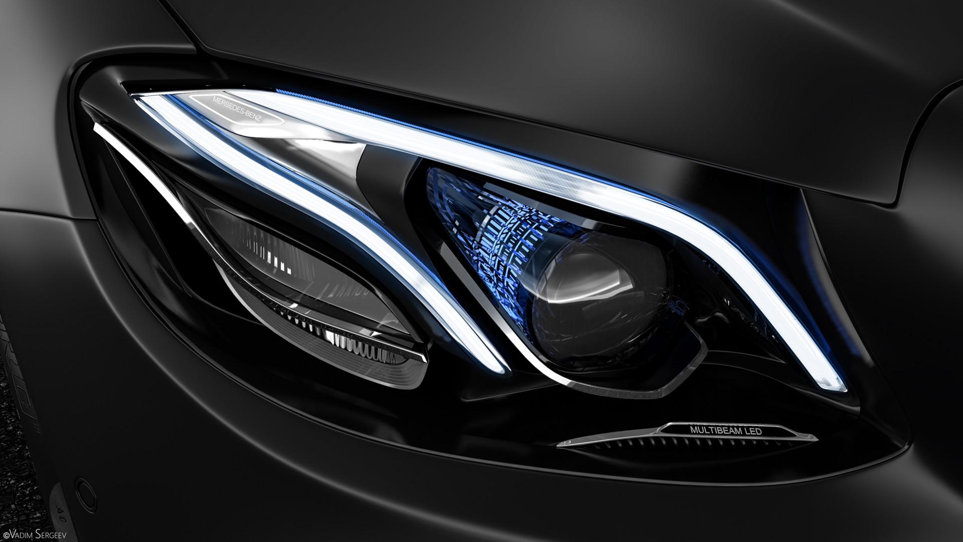 E400 Coupe 2018 >> Вадим Сергеев - Mercedes-Benz E400 Coupe | Edition1