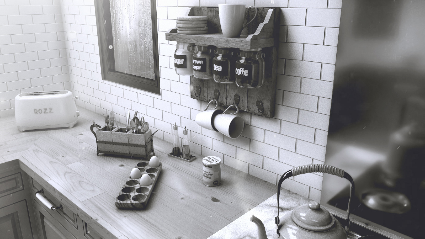 Rakan khamash kitchen 2 render