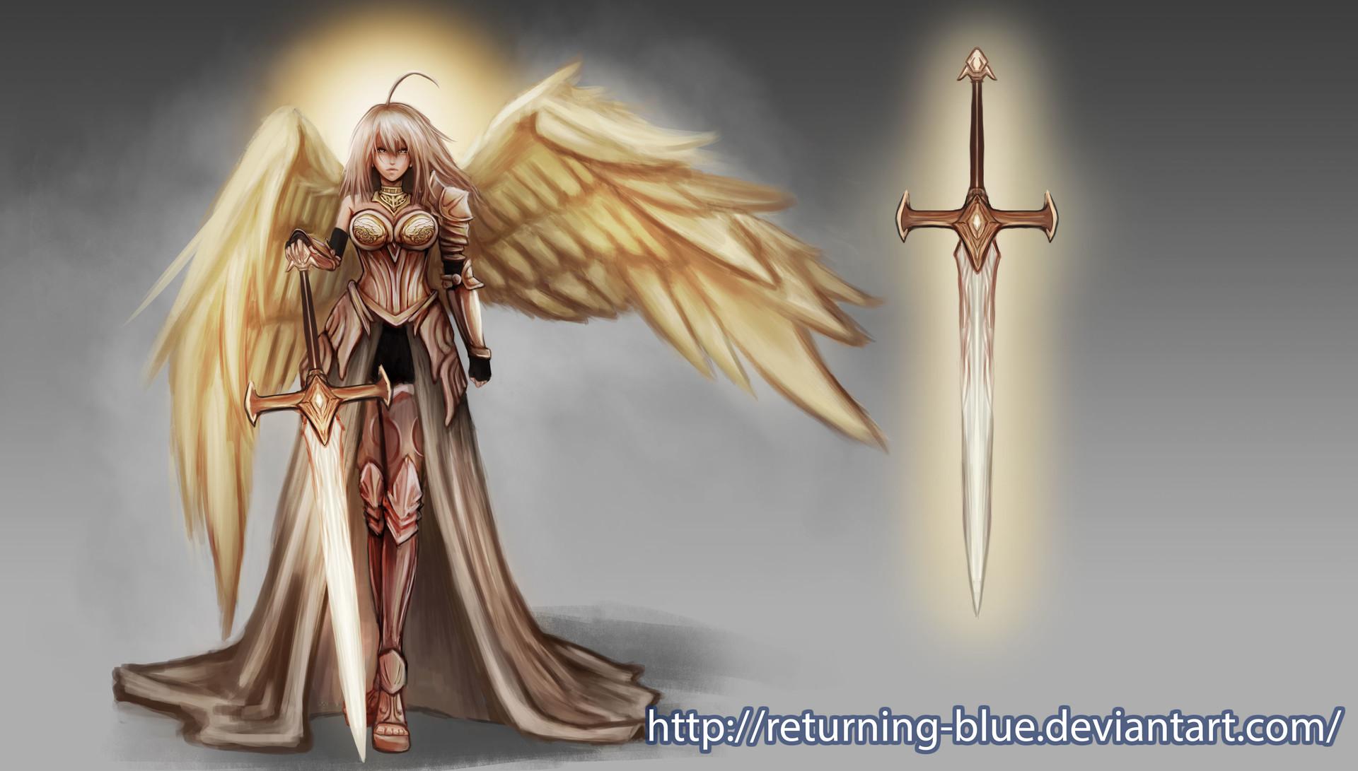 Dix shou angel adoptalbe lt